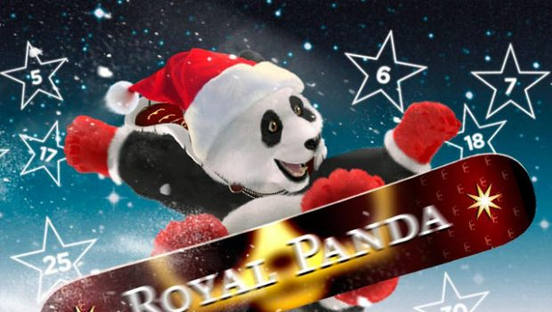 Christmas on Royal Panda