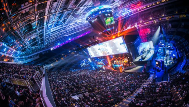 ESports increasingly popular with young people