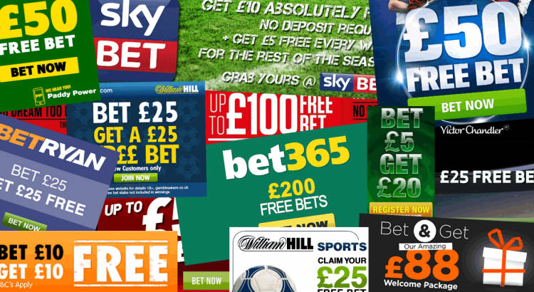 Online Betting Bonuses
