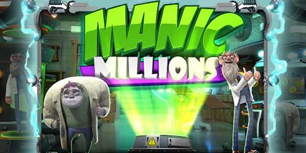 Manic Millions Slot machine