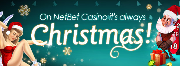 NetBet Advent Calendar to count the days until Christmas