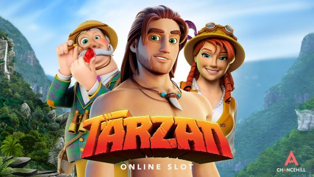 New Tarzan Online Slot Machine Launched by Microgaming