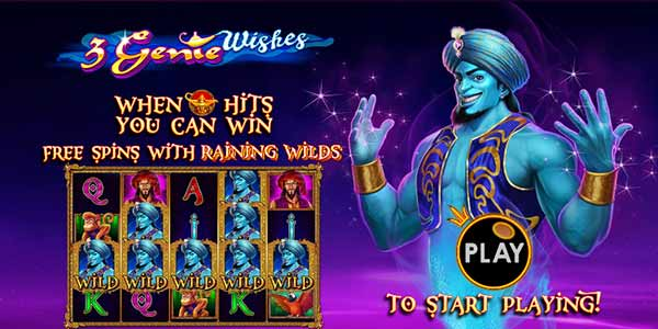 New Wishing Cup slot machine
