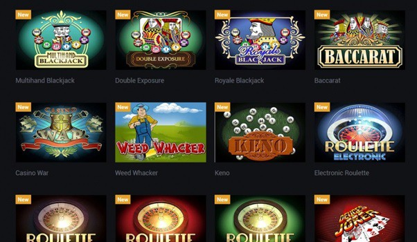 Online casinos are increasingly visited from mobile devices