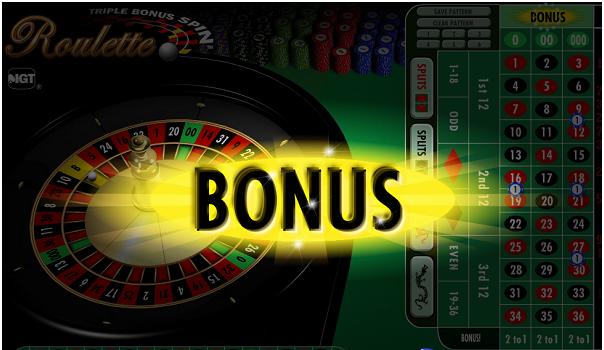 Play roulette with a no-deposit bonus |