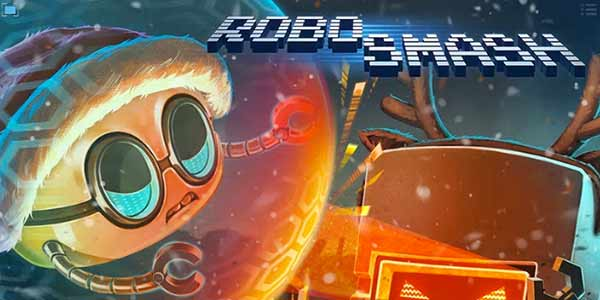 Robo Smash X-mas Releases the Christmas Slot at iSOFT bet