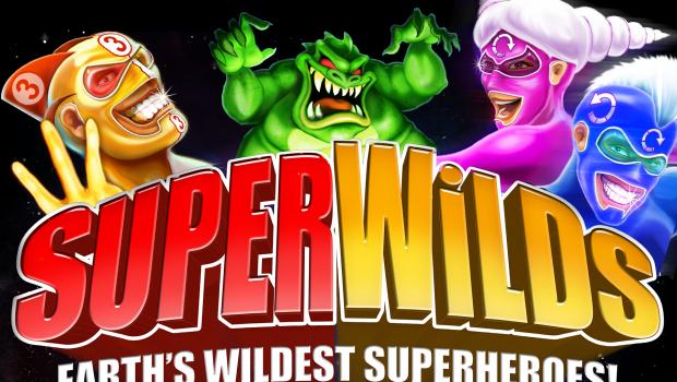 Super Wilds Slot Machine