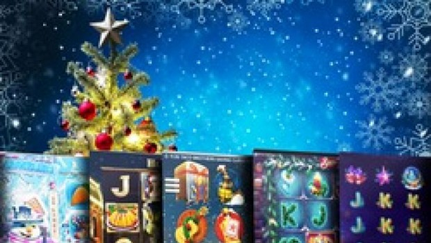 Top 5 Christmas slot machines