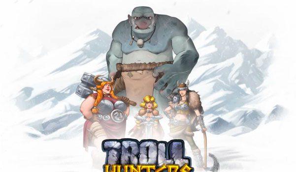 New Play'n Go Troll Hunters Slot Machine