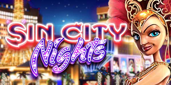 Enjoy a night out in Vegas on Sin City Nights ™, the new Betsoft machine