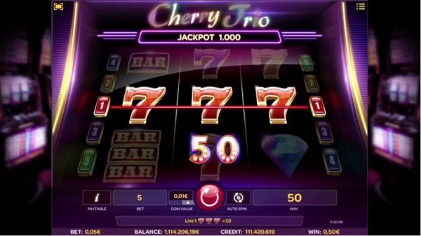 iSOFT Bet Launches New Cherry Trio Slot Machine