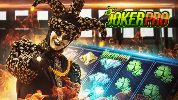 NetEnt Joker Pro Slot Machine for February 2017