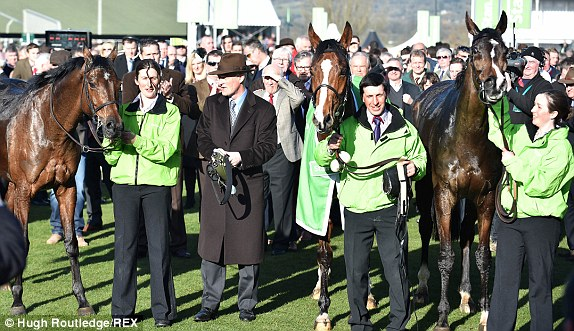A superb festival of top quality horse racing