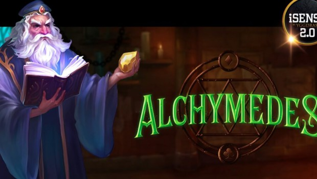 Yggdrasil Gaming Launches New Alchymedes Slot Machine