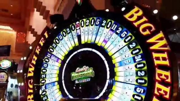 Realistic Games Launches Big Wheel Slot Machine
