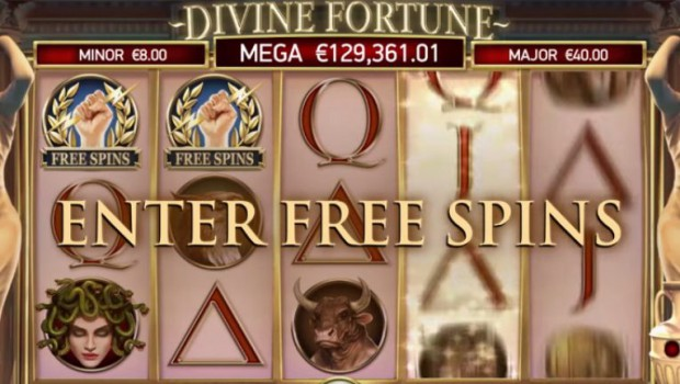 Divine Fortune Slot Machine