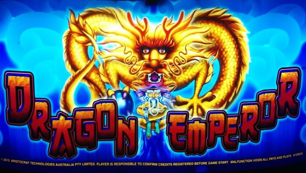 Dragon Emperor Slot Machine