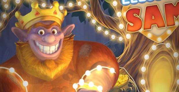 ELK Studios Electric Sam slot machine returns in second opus
