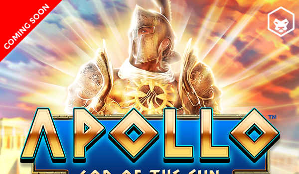Leander Games unveils its next slot machine: Apollo, God of the sun