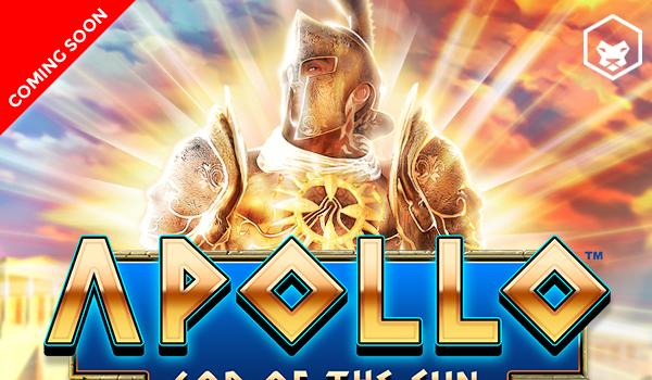 Leander Games unveils its next slot machine: Apollo, God of the sun