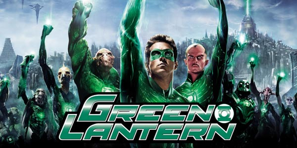 Preview of the new Playtech Green Lantern Slot Machine