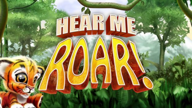Genesis Gaming comes back roaring with the online slot machine Hear Me Roar