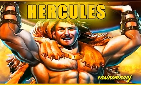 New Hercules Slot Machine: Son of Zeus