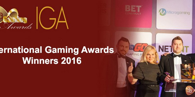Discover the finalists of the 10th International Gaming Awards
