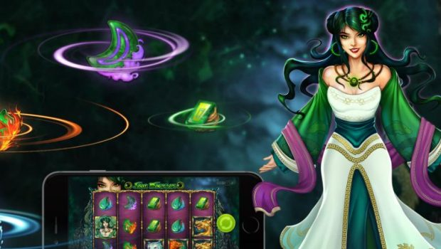Play'n Go launches new Jade Magician title soon