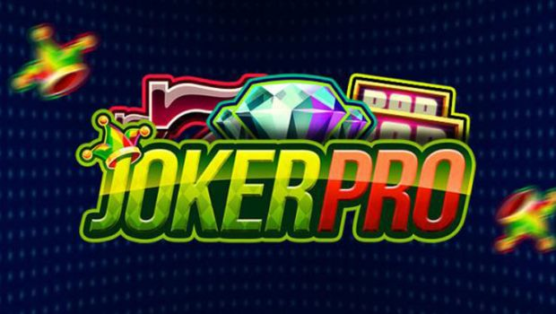 Play the new Joker Pro slot machine for free