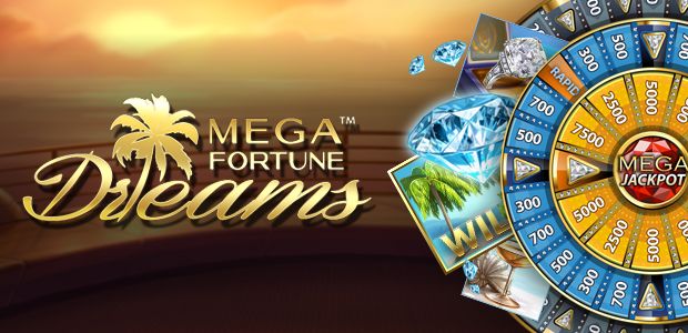 MEGA FORTUNE DREAMS Slot – Powerful Lady Craps Jackpot
