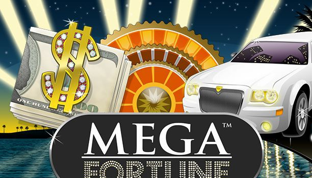 BGO casino awards jackpot on Mega Fortune slot machine