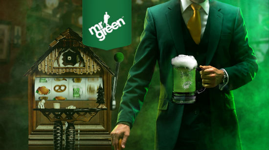 Exclusive Bonus – € 5 Free No Deposit at Mr. Green!