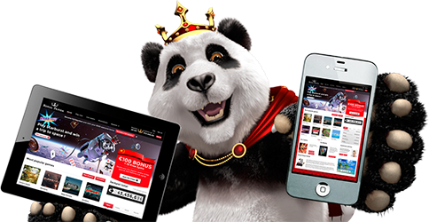 Romance in Las Vegas with Royal Pandas Valentine Promo