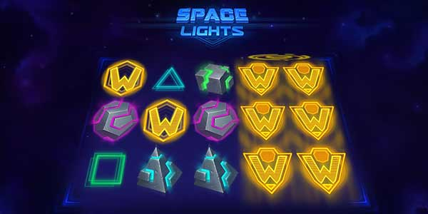 Launch of the Space Lights Slot Machine by Playson