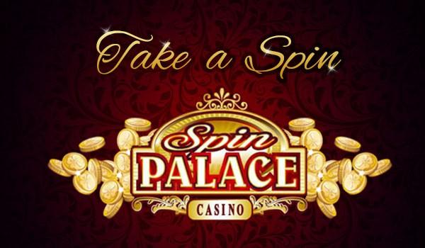 50 Slots Spin Palace Casino + £ 1,000 Casino Bonus