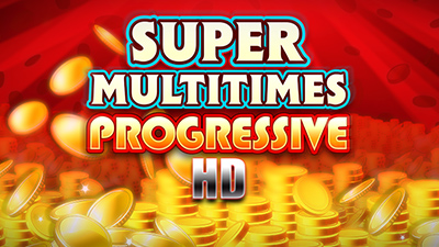 ISOFT Bet Super Multitimes Progressive HD Slot Machine
