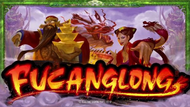 The RTG Fucanglong slot machine will be available soon