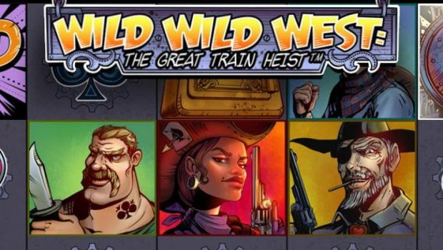 Preview of Wild Wild West: The Great Train Heist of NetEnt