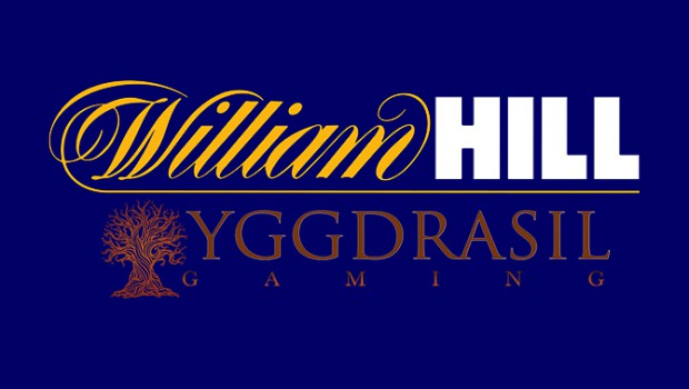 Yggdrasil game machines conquer William Hill Online Casino