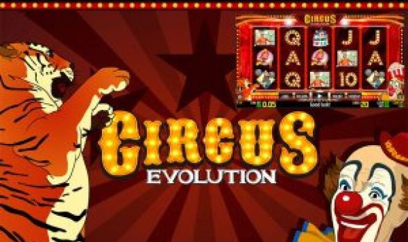Circus Evolution HD – World Match Slot Machine