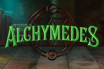 Yggdrasil's captivating Alchymedes slot machine will make you a budding alchemist