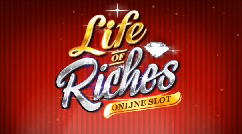 Life of Riches slot - a world of luxury at Casumo