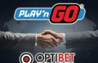 Play'n Go signs new partnership with Optibet operator
