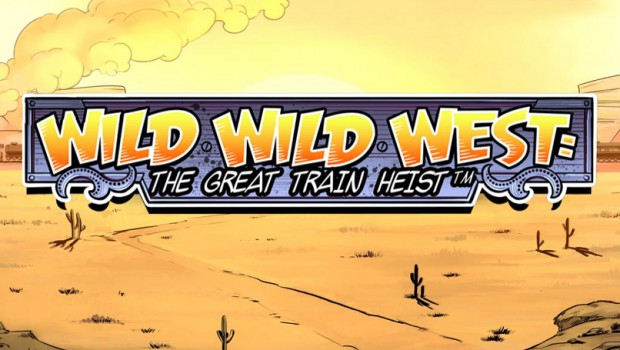 Netent and his Wild West in comics with the Wild Wild West slot