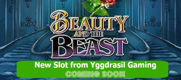 Yggdrasil Gaming adapts the Beauty and the Beast into a slot machine