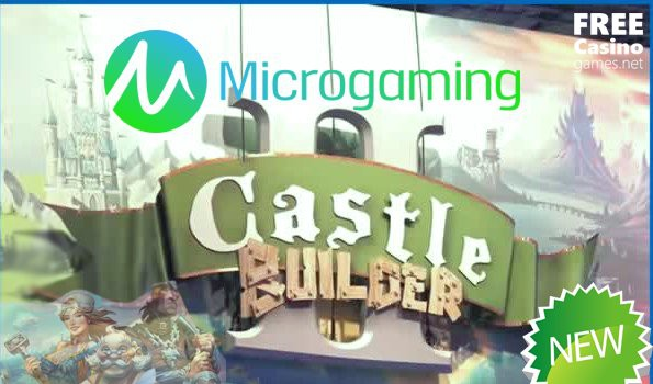Microgaming Castle Builder II Slot Machine