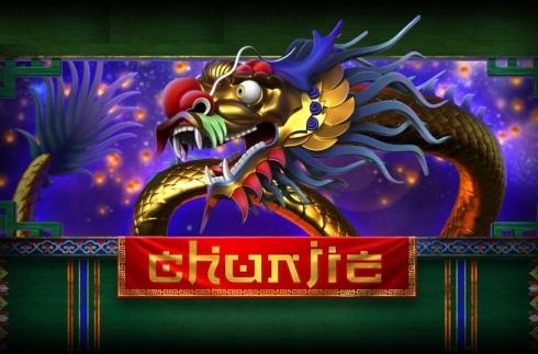 Chunjie, Endorphina's new slot machine and free spins