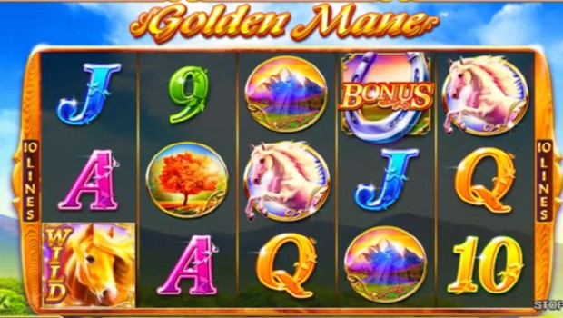 NextGen Gaming Launches Golden Mane Slot Machine