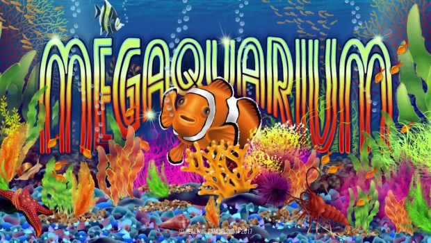 Play Megaquarium Slot Machine on Grand Fortune Casino